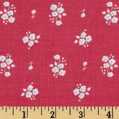 Riley Blake Enchant Floral Pink - fabric.com