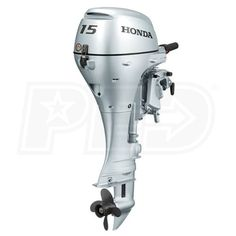Honda 15 HP Shaft Outboard Motor w/ Electric Start, Power Tilt, Power Thrust Outboard Motors For Sale, Boat Motors For Sale, Outboard Boat Motors, Mercury Marine, Power Motors, Engines For Sale, Mercury Outboard, Boat Engine, Inflatable Boat