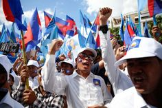 With a tenfold increase in communes won CNRP readies for 2018