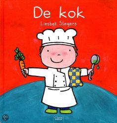 Eet Smakelijk! - voorleesboek - Uk en Puk. De kok