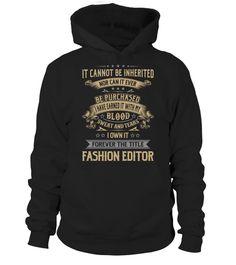 Fashion Editor  #tshirts #fashion