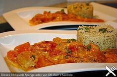 Aprikosen-Curry-Schnitzel