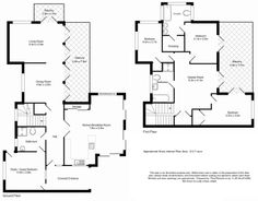 Classic Layout - 4 Bedroom - 212 sq.m - FloorPlans24 delivers a solution that works for YOU – Talk to us…