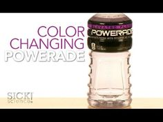 Color Changing Power