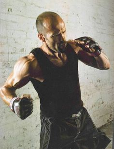 Mmm hello there biceps!! ...he's gotta be the finest thing walking this earth. #ThinkImInLove #JasonStatham #I'dRapeHim