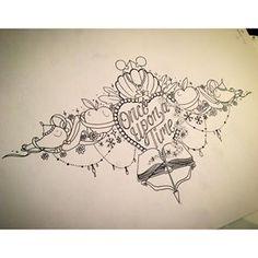 disney underboob tattoo - Google Search