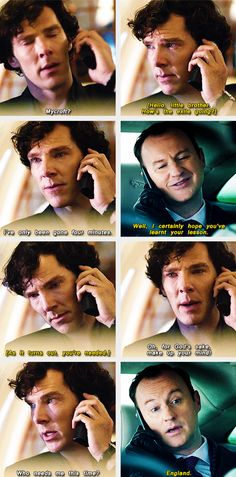 Look at Sherlock's eyes, he's been crying. <-- thanks for that! Now I am crying!