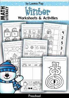 This book contains a collection of worksheets suitable for use with children in Preschool, Pre-Kindergarten, Transitional Kindergarten and Kindergarten (Prep).