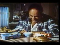 1970's Parkay commercial--now, no one's margarine talks to them;)
