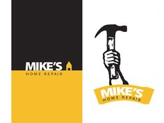 Home improvement logos ideas - Home design ideas Handyman Logo, Business Cards, Business Ideas, Home Repair, Home Improvement, Font, Logo Design, Senior Project, Clip Art