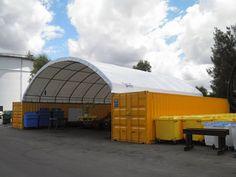 Container SA Capannone Contenitore: modulare, verde e sicuro
