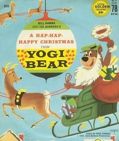 A Hap-Hap-Happy Christmas From Yogi Bear free paper dolls for Christmas gifts Arielle Gabriels The International Paper Doll Board also free Asian paper ...