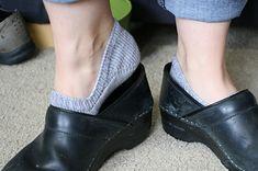 Ravelry: Footie Socks pattern by Miriam L. Felton