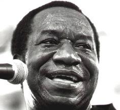 Tabu Ley- the Sinatra of Africa- SAHARAN VIBE: Democratic Republic of Congo