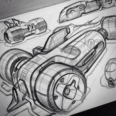 https://www.behance.net/gallery/25956183/Sketches