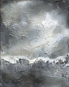 Michele Morata | Duality | oil on stretched canvas
