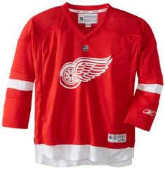 Red Wings Official Jersey