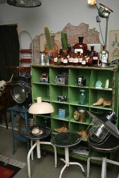 Roomage second hand store in Helsinki | creatinghelsinki.com
