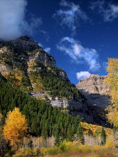 Wasatch Mountains, Utah Copyright: Dana Rees