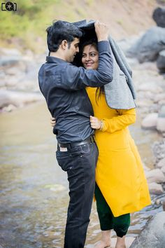 """Fokal Point Productions """"Ravi & Shivani Pre Wedding Shoot"""" Love Story Shot - Bride and Groom in a Nice Outfits. Best Locations WeddingNet #weddingnet #indianwedding #lovestory #photoshoot #inspiration #couple #love #destination #location #lovely #places"""