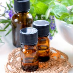 DIY Migraine Smelling Salts