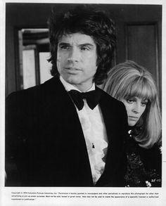 Warren Beatty and Julie Christie in Shampoo (1975)
