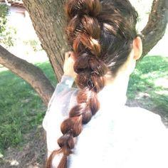 Sisters in blog: how to : boho pull-trough braid...visit our blog