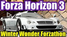 Winter Wonder Land-Down-Under FORZA HORIZON 3 Forzathon Guide