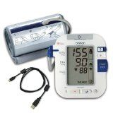 Omron HEM-790IT Automatic Blood Pressure Monitor with Advanced Omron Health Management Software (Health and Beauty)By Omron