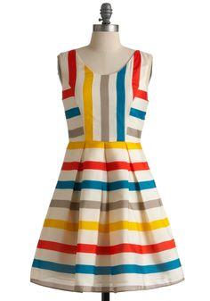 Feelin' Refreshed Dress | Mod Retro Vintage Dresses | ModCloth.com