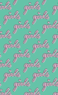 Girls rule the world. Wallpaper by Cute Backgrounds, Aesthetic Backgrounds, Aesthetic Iphone Wallpaper, Aesthetic Wallpapers, Cute Wallpapers, Wallpaper Backgrounds, Emoji Wallpaper, Tumblr Wallpaper, Screen Wallpaper