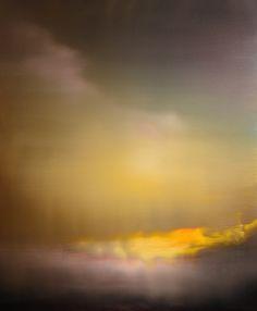 "Saatchi Art Artist: Maurice Sapiro; Oil 2014 Painting ""Nocturne"""