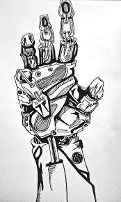 Resultado de imagen para robots anime dibujos