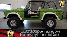 1971 Ford Bronco for sale 100883255
