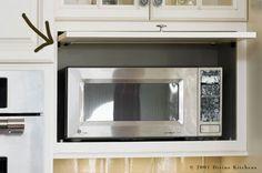 microwave built ins