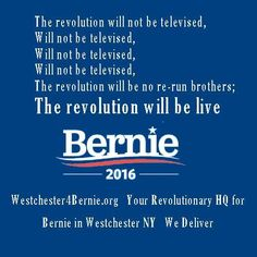 Do not buy anything you see or hear, the media is owned by the very corporate entities that #Bernie is fighting. Hillary & the GOP are in their pockets. #Vote!