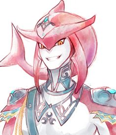 Prince of the Zora and the younger brother of Mipha, Sidon