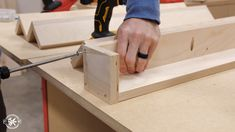 Build your own Table Saw Outfeed Table today! **FREE PLANS and Full Video Tutoral** Make this in one day with only a few tools needed. Tablesaw Outfeed Table, Used Table Saw, Workbench With Storage, Assembly Table, Build A Table, Pocket Screws, Tool Bench, Plywood Sheets, Table Frame