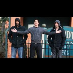 Ghost Adventures Crew - follow these guys on Twitter - Aaron & Zak really interact with their fans!