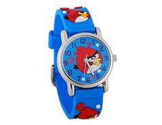 Angry Birds Watch. For the boys for Christmas?