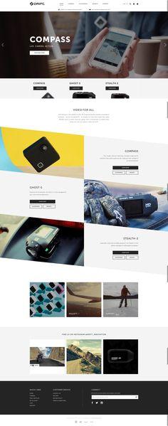Web Design - Drift Innovation.