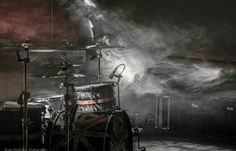 AWESOME!! This is by far the best picture of Disciple's drum kit. Photo credit: Ryan Widicker Photography
