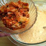 Kimchi Jeon – Aeri's Kitchen