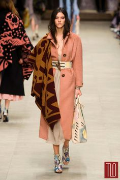 Burberry Prorsum Fall 2014 Collection
