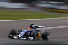 Nasr hints at aggressive concept for Sauber 2016 car. #f1 #formula1 #sauber