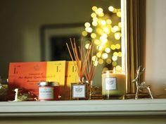 Heyland & Whittle has a wide range of home fragrances. www.heylandandwhittle.co.uk