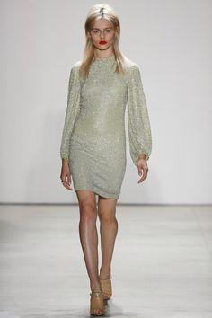 Jenny Packham Spring 2016 Ready-to-Wear Fashion Show Collection