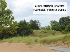 Indiana Dunes is an unspoiled place full of natural beauty; the perfect…