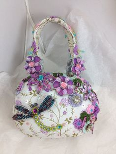 Mary+Frances+Handmade+Designer+Bag+by+QueenMarcyOriginals+on+Etsy,+$100.00