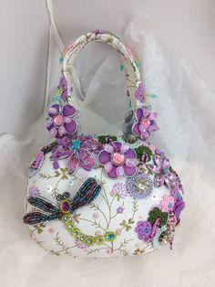 Mary+Frances+Handmade+Designer+Bag+by+QueenMarcyOriginals+on+Etsy,+$100.00